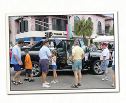 Miami Consumers with Cadillac EXT
